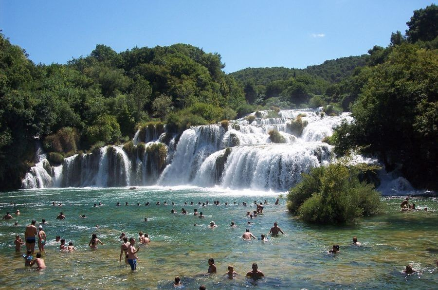Krka National Park (Krka River, Croatia)